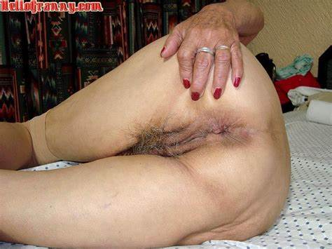 Asshole Cumming Massage Old And Thick Sensual Bush Grannies