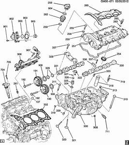 Chevrolet Impala Fitting  Engine Crankcase Ventilation
