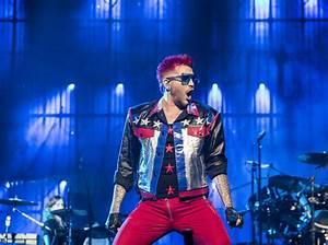 Rock greats Queen hit their stride with Adam Lambert – Las ...
