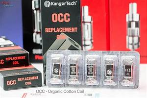 5 Pack - Occ Heads For Subtank By Kangertech
