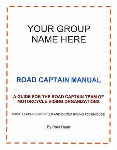 Read Road Captain Manual Online By Paul Daak