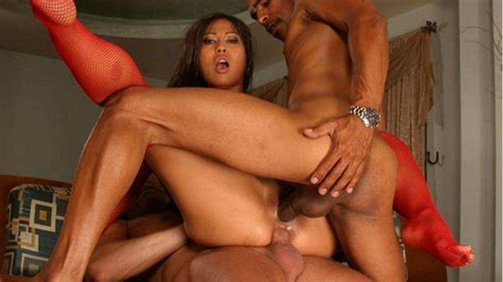 #Filipina #Threesome #Double #Penetration #With #Big #Black #Cock