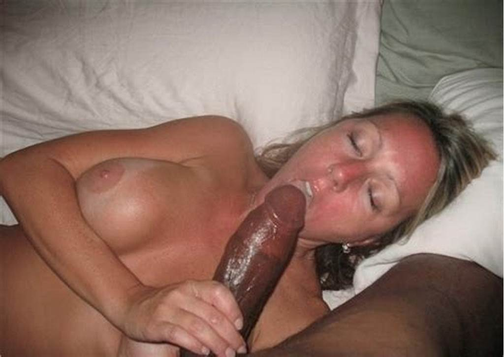 #Sexy #Wife #Sucks #And #Screws #Her #Pussy #On #Big #Black #Dick