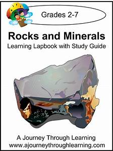 New Title  Rocks And Minerals Lapbook With Study Guide