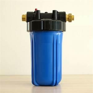 Purificateur D Eau Maison : purificateur d 39 eau bb10 microspiral pour arriv e d 39 eau ~ Premium-room.com Idées de Décoration