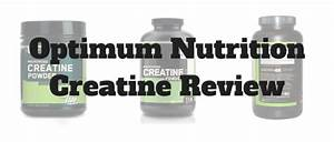 Optimum Nutrition Creatine Review