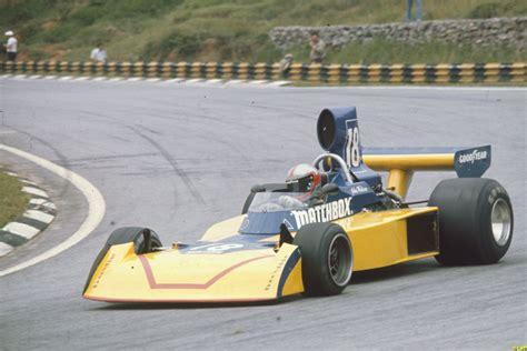 The side of the car reads doom: Archivo de imágenes de Fórmula 1 - Temporada 1975 | Fórmula 1, Autos, Fotos