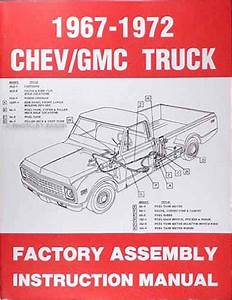 Assembly Manual W   Factory Instruction Guide  1967