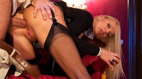 Bisexuals Madame Assfucking Her Maid