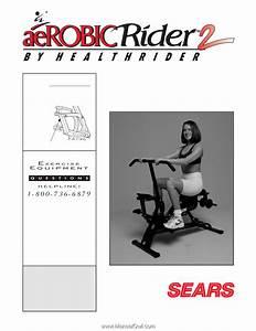 Healthrider Aerobic Rider 2