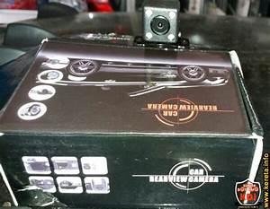 Rearview Reverse Camera Installation  U2013 Pasang Kamera Undur
