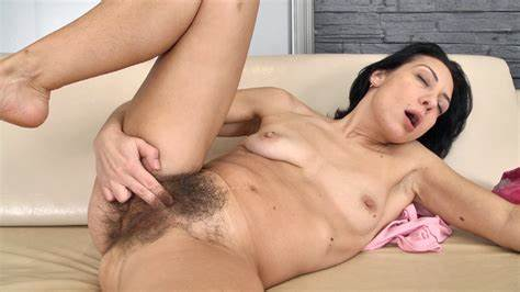 Orgasm Inside Her Hairy Twat