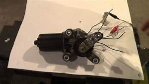 Windshield Wiper Motor Wiring Diagram