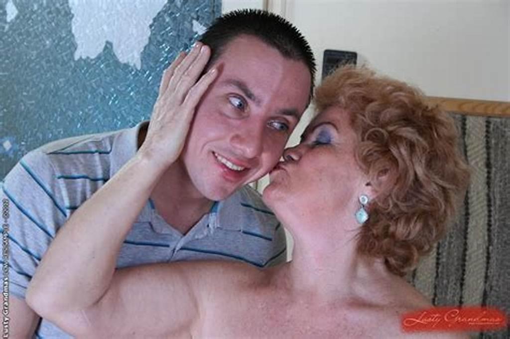 #Curly #Granny #Loves #Fresh #Cum #On #Her #Face