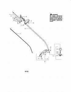 Weed Eater Fuel Line Diagram