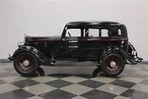 1934 4 Door Sedan Used Manual