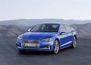 Audi A5 2017 Preis : official 2017 audi a5 and s5 sportback gtspirit ~ Jslefanu.com Haus und Dekorationen