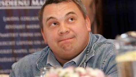 Viktors Ščerbatihs izraisījis autoavāriju - DELFI