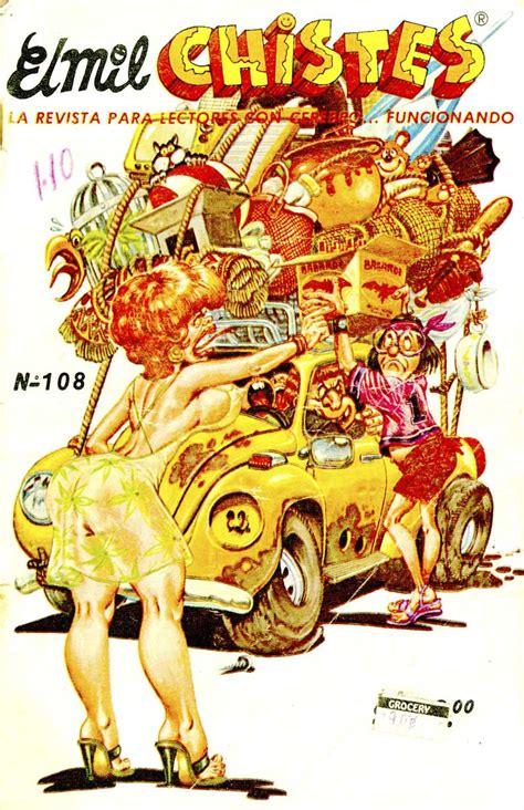 foto de Mexico Comics Adultos: El Mil Chistes (106 al 110)