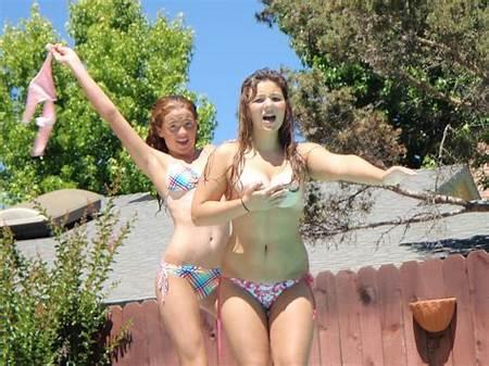 Nude Pool Teens Party