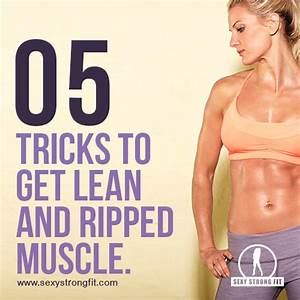 How To Get Lean