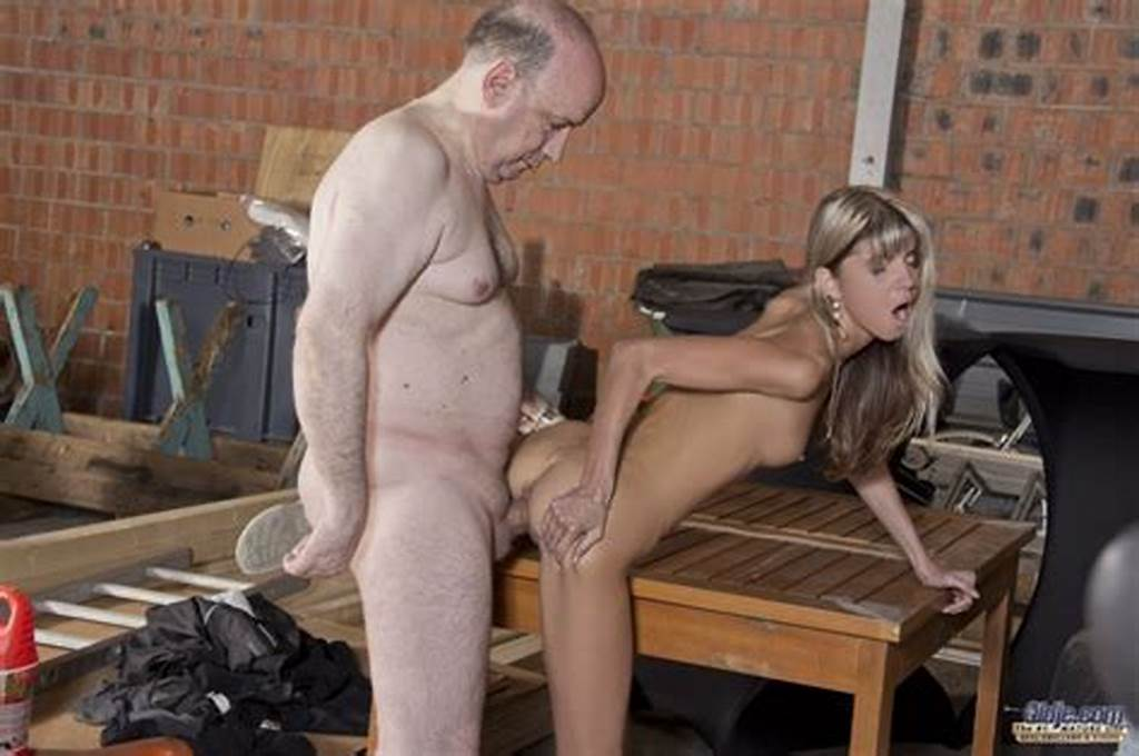 #Sexy #Girl #Fucked #By #Old #Man