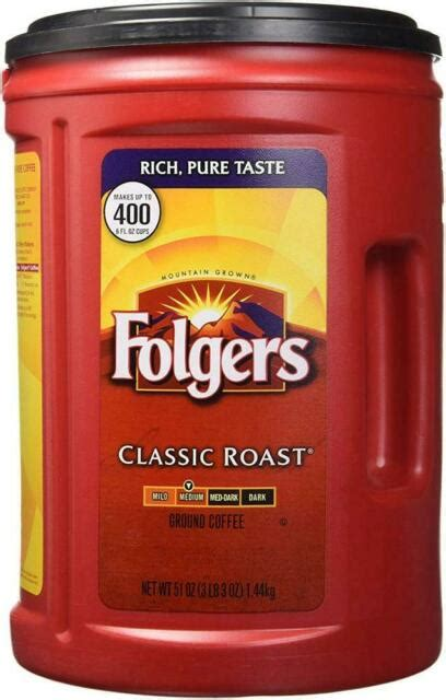 One of the best coffees made out there. 32 Folgers Coffee Nutrition Label - Labels Database 2020
