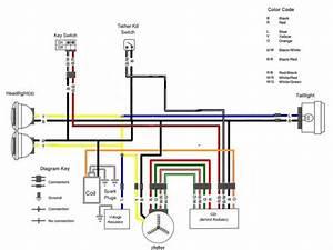 Image Result For Wiring Diagram Yamaha Zuma 1990