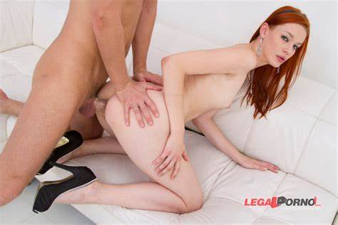 Hard Porn With Spunky Red Hair