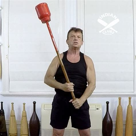 GADA Mace Six Essential Exercises - INDIAN CLUBS and how ...
