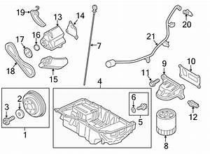 Lincoln Mkz Engine Intake Manifold