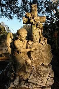 Bonaventure Cemetery Theodore I Prendergast Sculpture