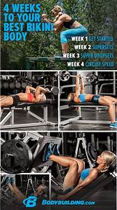 My Favorite Program To Follow For Summer  Awesome Workouts  Nutrition  And Supplement Plan