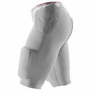 Mcdavid Hex Integrated 5 Pad Girdle  Gray  3x