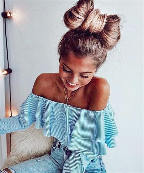 Bun Hairstyles: 9 Top Knots For Every Hair Type
