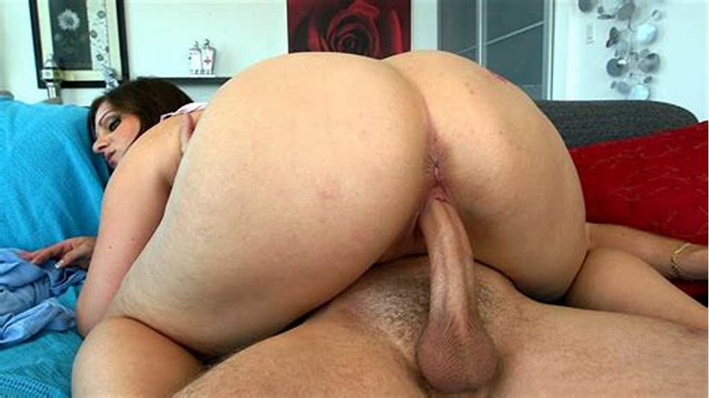 #Sexy #Slut #With #Huge #Ass #Jessica #Roberts #Riding #Cock