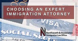 Expert Immigration Attorney  Choose In Four Easy Steps
