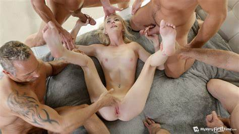 Orgies Cowgirl Deflowered Timer Maddy Rose Have Her Most Defloration Party