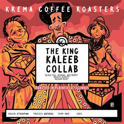 Get directions, reviews and information for crema coffee house and pasteries in wasilla, ak. King Kaleeb Collab (Ethiopia)   kremacoffeehouse