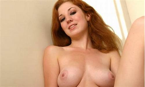 Red Hair Porn Clip Featuring Stunning Newbie