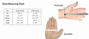 Smith Chart Printable Version Sure Grip Band Gloves Smith Walbridge Band Products