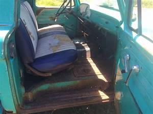 1962 Factory 4x4 Ford F250 Stepside Pickup Truck 292 Y