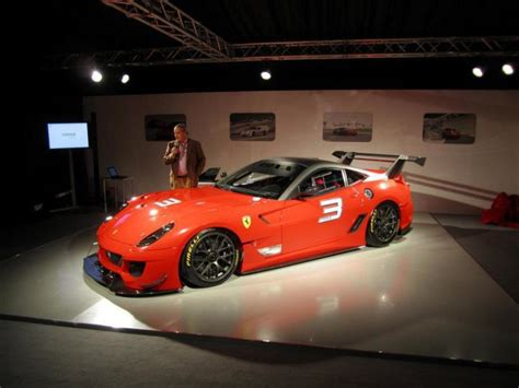 """The 643 is part of the excellent works of the asr team. World Automotive Center: FERRARI 599XX EVO """"Special Speed Lovers"""""""