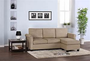 Sofa beds for small spaces for What to know about sectionals for small spaces