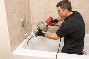 When To Call A Plumber For A Clogged Drain  U2014 Putman  U0026 Sons