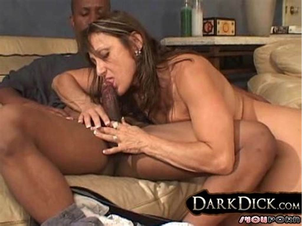 #Older #White #Woman #Fucked #By #Young #Black #Man