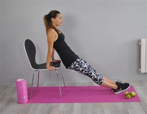faire l amour sur une chaise 5 exercices de sport à faire à la maison avec une chaise