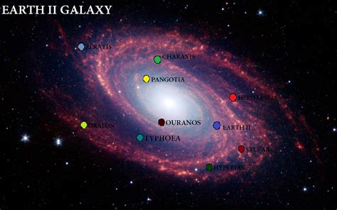Galaxy Planet Earth - Pics about space