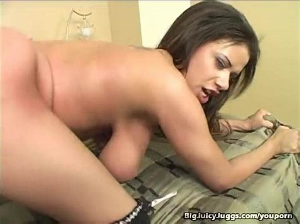 #Big #Titty #Brunette #Doggystyle #Dick #Pounded
