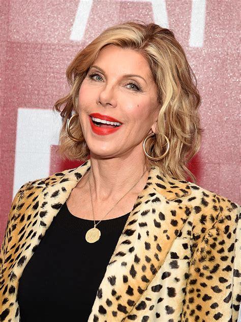 Christine Baranski Short Wavy Cut - Short Hairstyles Lookbook - StyleBistro